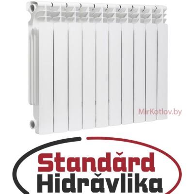 Радиатор алюминиевый Standard Hidravlika Ostrava S100 (500/100)