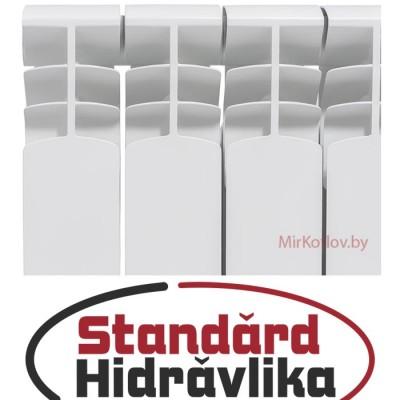Купить Радиатор алюминиевый Standard Hidravlika Ostrava S350 (350/90)  1 в Минске с доставкой по Беларуси