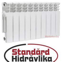 Радиатор алюминиевый Standard Hidravlika Ostrava S350 (350/90)