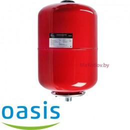 Расширительный бак OASIS RV - 12 (вертикальный)