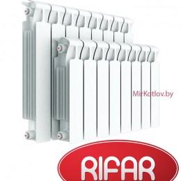Биметаллический радиатор Rifar Monolit 350 (1 секция)