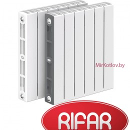 Биметаллический радиатор Rifar SupreMO 350 (1 секция)