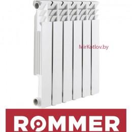 Биметаллический радиатор Rommer Optima Bm 500 (10 секций)