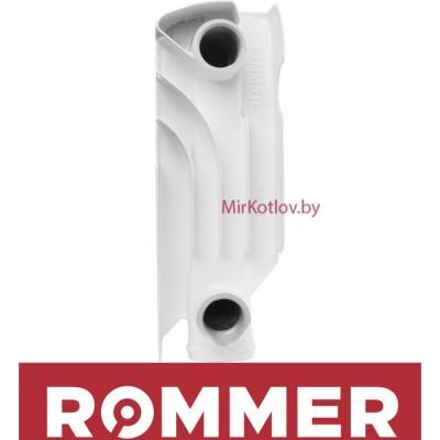 Купить Алюминиевый радиатор Rommer Plus 200 (10 секций)  5 в Минске с доставкой по Беларуси