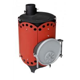 Печь воздухогрейная Сибирь - Столыпинка (дымоход 115 мм)