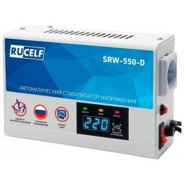 Стабилизатор напряжения RUCELF SRW-550-D (релейный, однофазный)