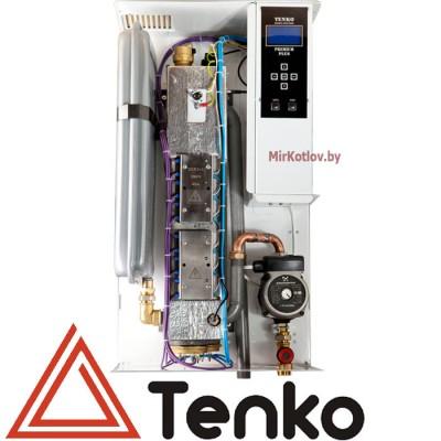 Электрический котел Tenko Премиум Плюс 10,5_380 Grundfos