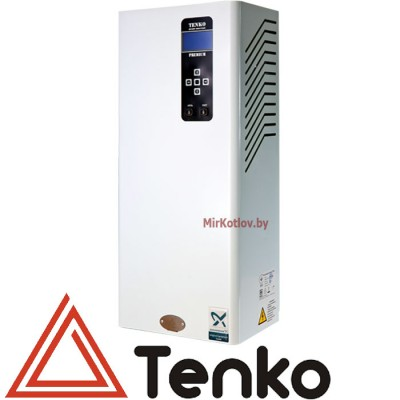 Электрический котел Tenko Премиум 7,5_380 Grundfos
