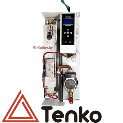 Купить Электрический котел Tenko Премиум 7,5_380 Grundfos  3 в Минске с доставкой по Беларуси