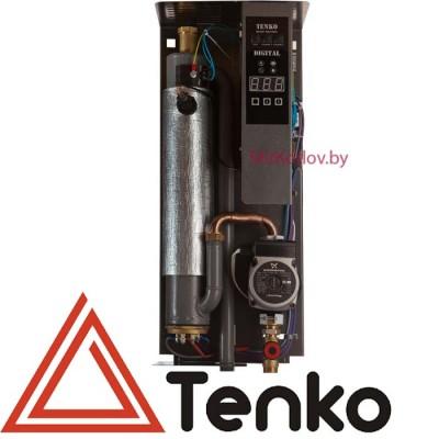 Купить Электрический котел Tenko Cтандарт Digital 12 кВт (380В)  3 в Минске с доставкой по Беларуси