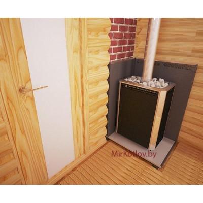 Печь для бани Теплодар Сахара 16 ЛК