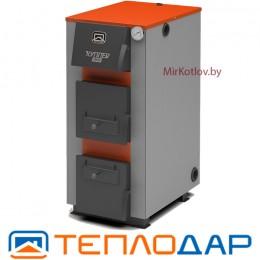 Твердотопливный котел ТЕПЛОДАР Куппер ПРО 28 (2018)