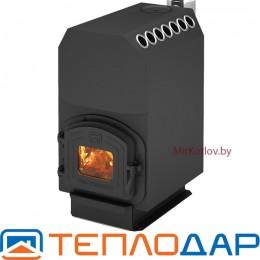 Печь отопительная Теплодар ТОП 200 с чугунной дверцей