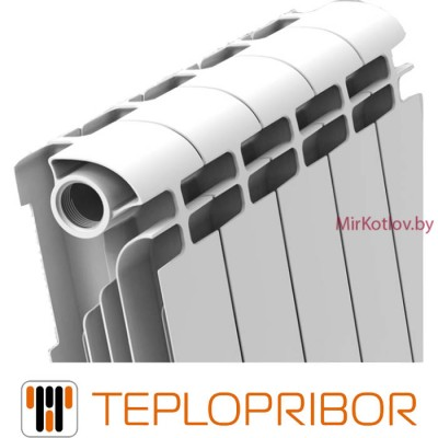 Купить Алюминиевый радиатор Теплоприбор AR1-500  2 в Минске с доставкой по Беларуси