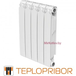 Биметаллический радиатор Теплоприбор BR1-350