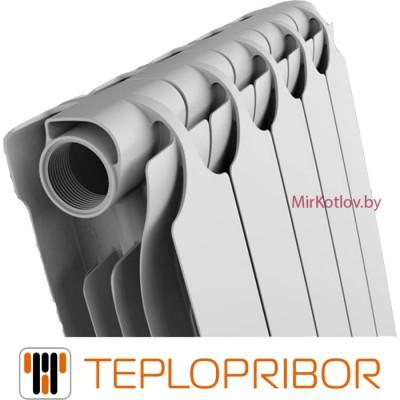 Купить Биметаллический радиатор Теплоприбор BR1-500  2 в Минске с доставкой по Беларуси