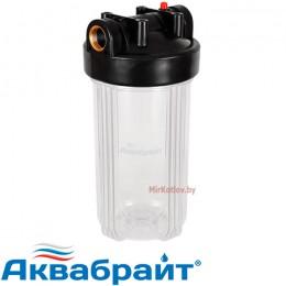 """Магистральный фильтр Аквабрайт АБФ-10ББ-ПР (1"""")"""