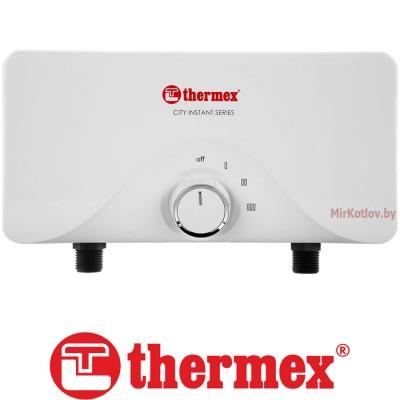 Электрический проточный водонагреватель Thermex City 5500