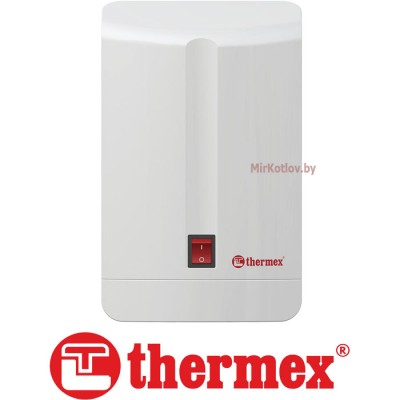 Электрический проточный водонагреватель Thermex TIP 500 (combi)