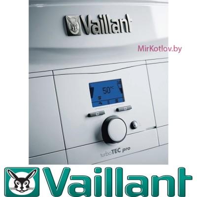 Газовый отопительный котел Vaillant turboTEC pro VUW 282/5-3 (двухконтурный, закрытая камера)
