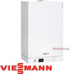 Газовый котел Viessmann Vitopend 100 - 24 кВт turbo A1JB (Двухконтурный, закрытая камера)