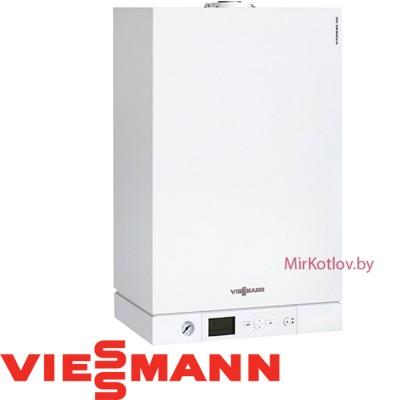 Газовый котел Viessmann Vitopend 100 - 30 кВт turbo (Двухконтурный, закрытая камера)