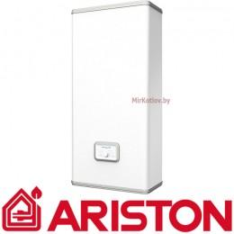 Электрический накопительный водонагреватель  Ariston ARI FLAT PW 80 V