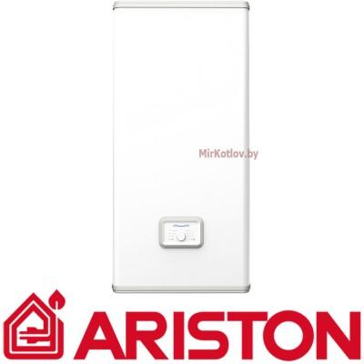 Купить Электрический накопительный водонагреватель  Ariston ARI FLAT PW 80 V  1 в Минске с доставкой по Беларуси