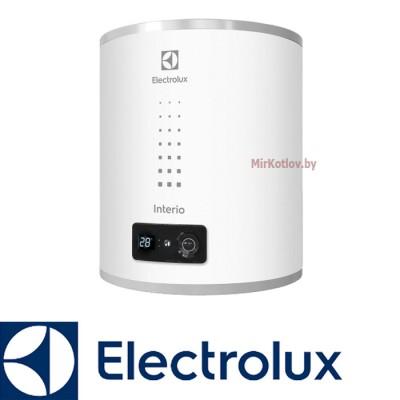 Электрический накопительный водонагреватель Electrolux EWH 30 Interio 3