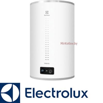 Электрический накопительный водонагреватель Electrolux EWH 80 Interio 3