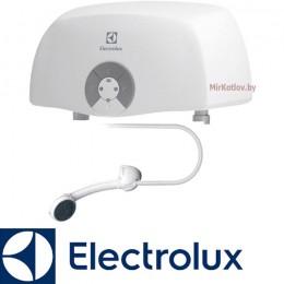 Электрический проточный водонагреватель Electrolux SMARTFIX 2.0 S (3,5 kW, душ)
