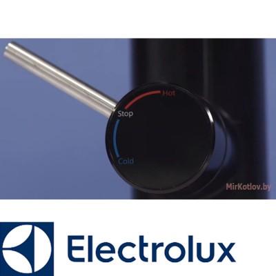 Электрический проточный водонагреватель Electrolux Taptronic (Black)