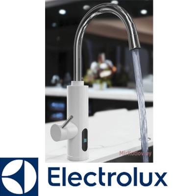 Купить Электрический проточный водонагреватель Electrolux Taptronic (White)  2 в Минске с доставкой по Беларуси