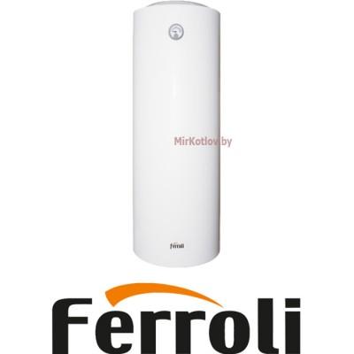 Электрический накопительный водонагреватель Ferroli E-Glass 50VS