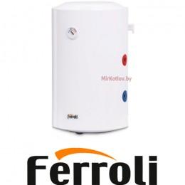 Комбинированный водонагреватель Ferroli PowerTermo PTO 100V