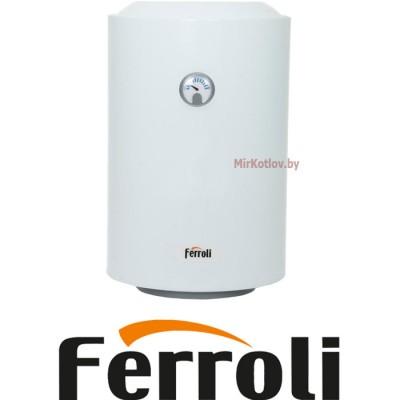Электрический накопительный водонагреватель Ferroli E-glasstech VBO150