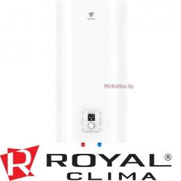 Водонагреватель накопительный плоский 30 литров Royal Clima RWH-SI30-FS