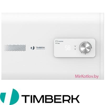 Купить Электрический накопительный водонагреватель Timberk SWH FSL2 80 HE  3 в Минске с доставкой по Беларуси