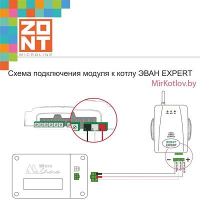 Купить ZONT Expert  1 в Минске с доставкой по Беларуси
