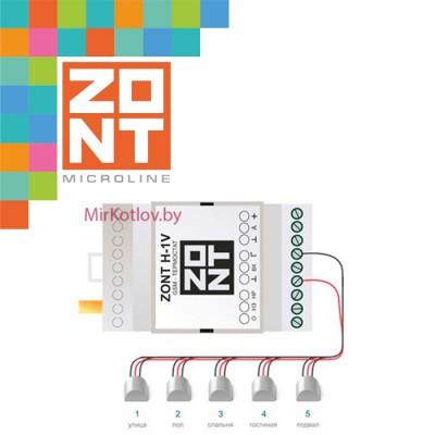 ZONT H-1 Navien GSM