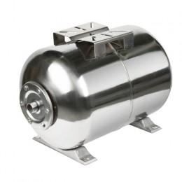 Гидроаккумуляторы Unipump 24л, (гор.), нерж. сталь, мембрана EPDM