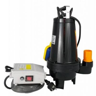 Фекальный насос IBO WQK 15-9-1,1 с измельчителем