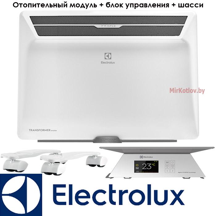 Инверторный конвектор Электролюкс ECH/AG2-1500 T-TUI3