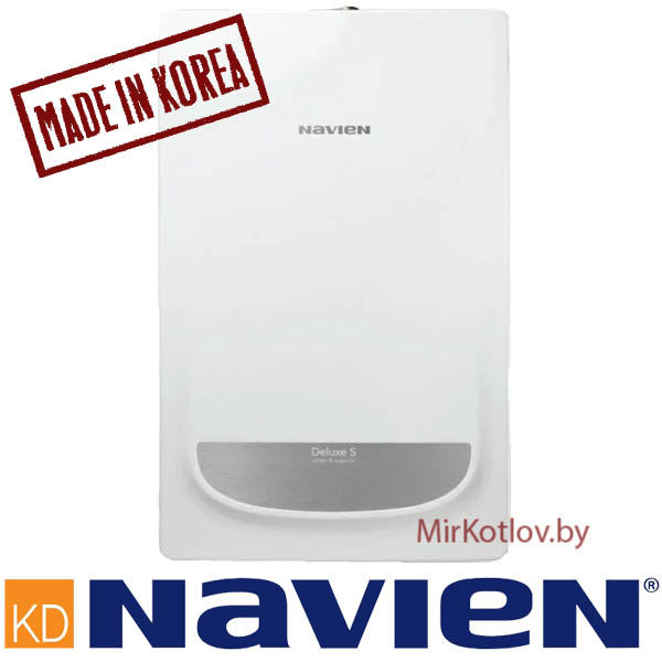 Газовый настенный котел Navien Deluxe S 13 K