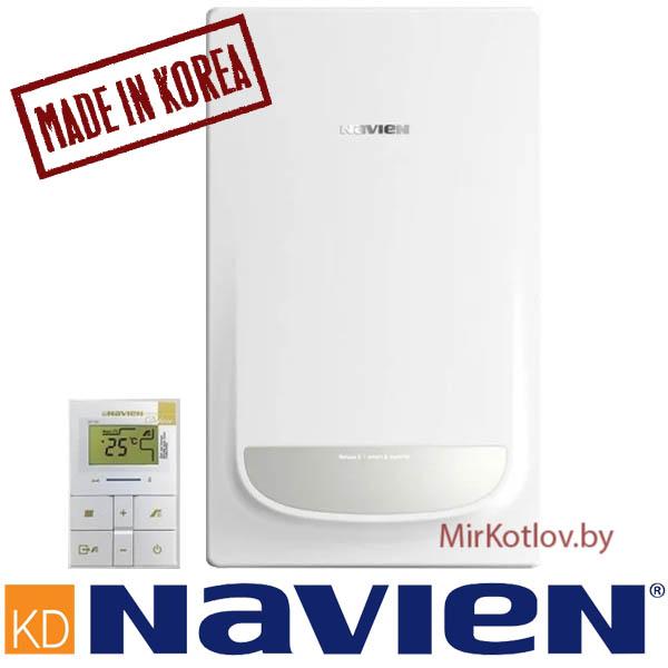 Газовый котел Navien Deluxe S 13 K сблоком упраления