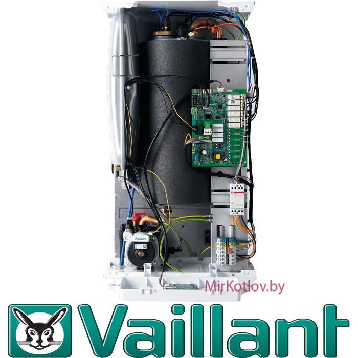 габориты настенного котла Vaillant VE 6-14